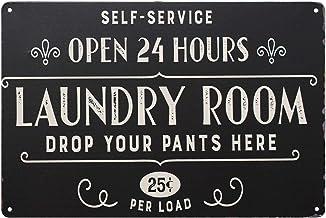 home decor bathroom signs.htm amazon com laundry room signs wall decor  amazon com laundry room signs wall decor