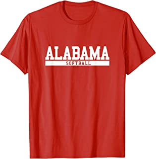 Alabama Softball T-Shirt