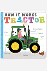 How It Works: Tractor Board book