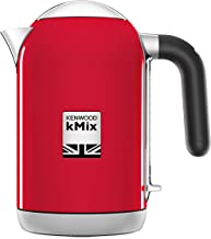 Kenwood kMix, Electric Kettle 1.7L, ZJX740RD, Spicy Red