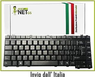 Teclado newnet compatible Toshiba Satellite Layout italiano A350D L200l200d L300L300D L3