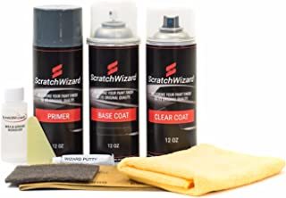 Automotive Spray Paint for 2005 Toyota Corolla Impulse Red Metallic - 3P1 (Spray Paint Kit) by Scratchwizard