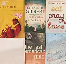 Elizabeth Gilbert Novel Collection 5 Book Set