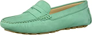Womens Leather Made in Brazil Naples Driver Loafer