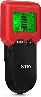 INTEY 3 N1 Detector De Pared Detector Cables Rojo para Detecta Madera, AC Y Metal