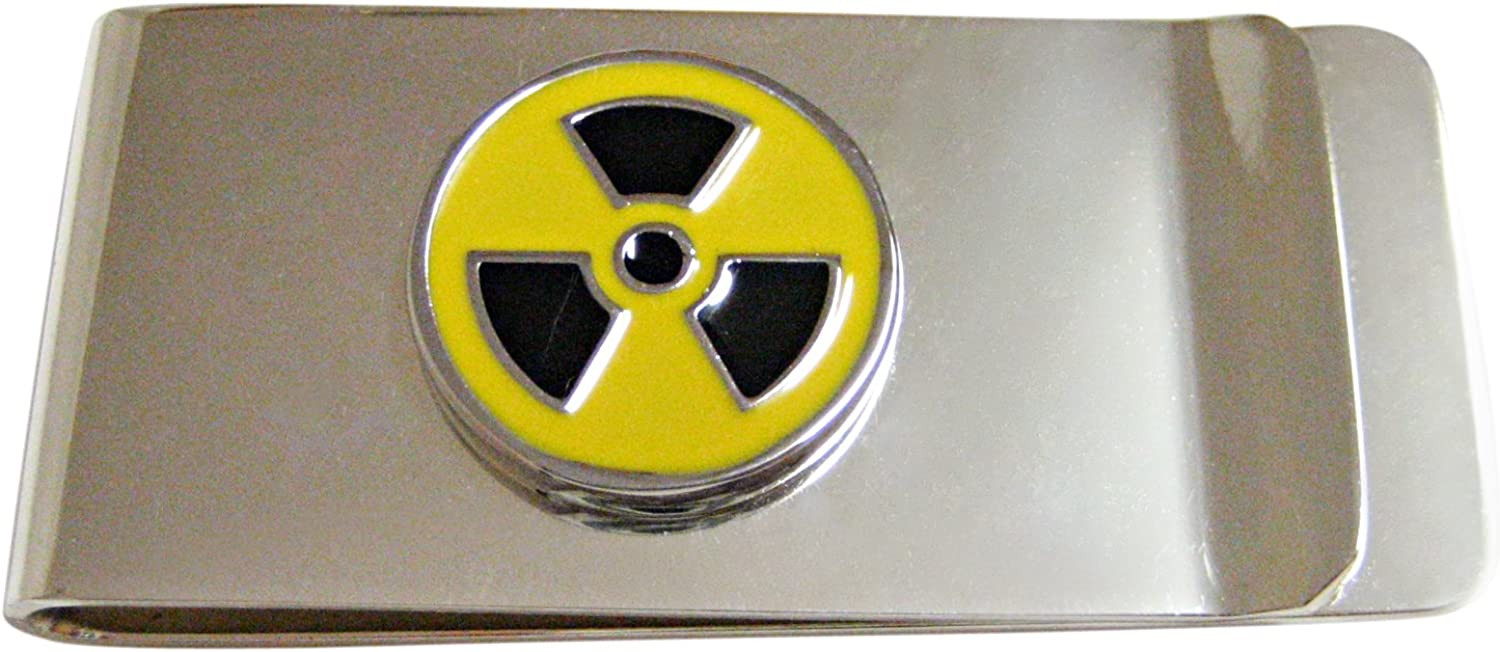 Radioactive shipfree Purchase Sign Money Clip