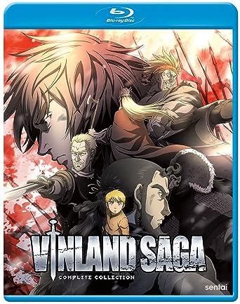 Poster. Vinland Saga (Season One): Complete Collection