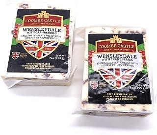 Wensleydale with Cranberries (14 Oz)