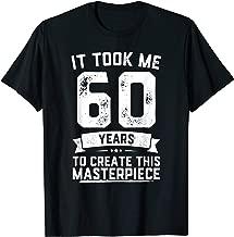 60 year old shirt