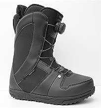Ride Women's Sage Snowboard, Black, Boot Size 7.5