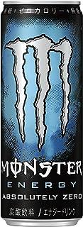 アサヒ飲料 モンスターアブソリュートリーゼロ 355ml 72本(24本×3ケース)
