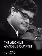 The Archive - Amadeus Quartet