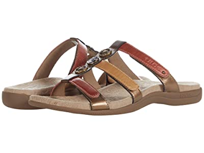 Taos Footwear Prize 4 (Copper Multi) Women