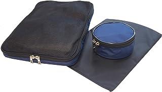 【期間 ワイシャツケース&ネックポーチ SLIM ワイシャツをスマートに運ぶ 超軽量 旅行 出張