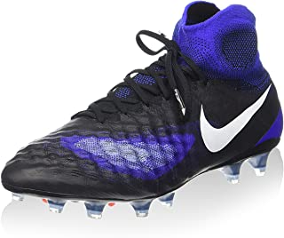 81960970e Nike Men s Magista Obra FG Soccer Cleat (Sz. 8) Black
