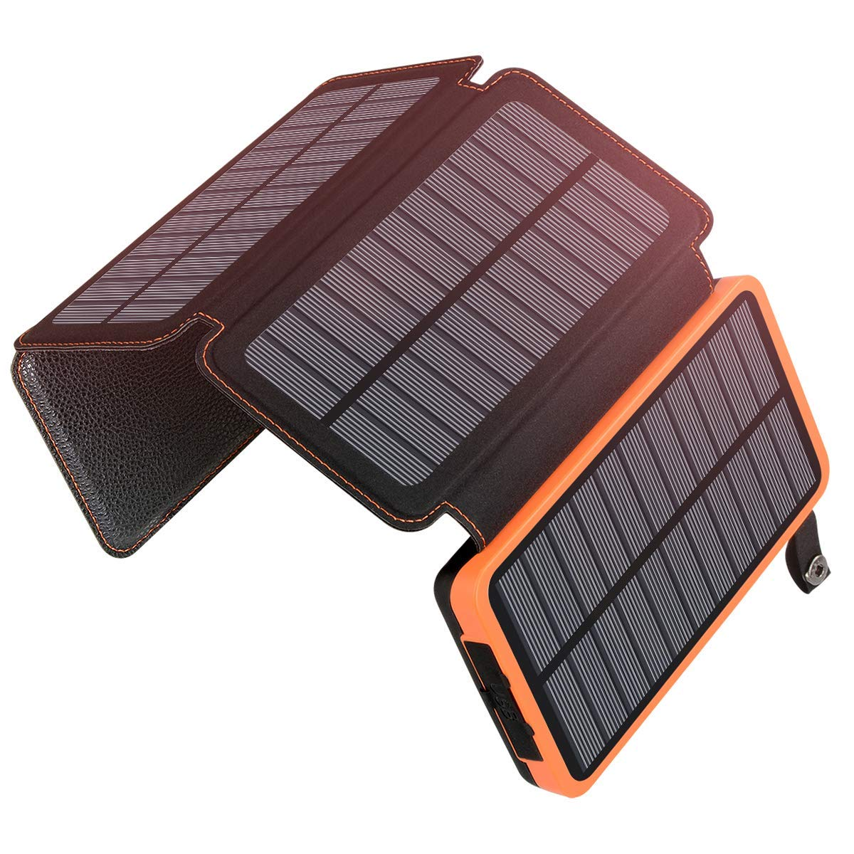 ADDTOP Solar Charger Power Bank