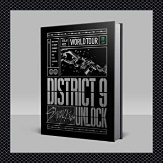 【早期購入特典あり ブルーレイ ver】 Stray Kids World Tour District 9 : Unlock in SEOUL Blu-ray (リージョンコードALL/日本語字幕付き)( 韓国盤 )(韓メディアSHOP限定特典付き)
