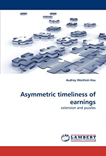 Asymmetric Timeliness of Earnings
