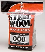 Best 000 steel wool Reviews