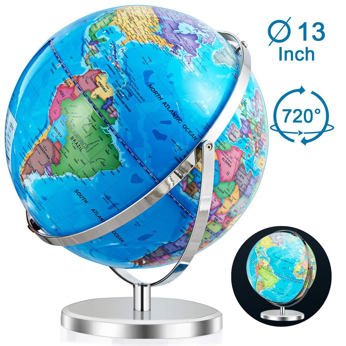 Goplus Illuminated Locations Educational Geographic