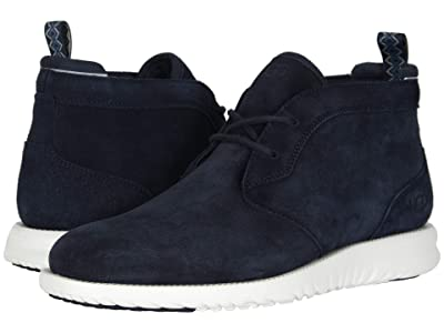 UGG Union Chukka Suede (New Navy) Men