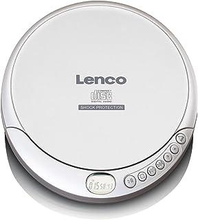 Lenco CD-011 Portable CD Player / Walkman / Diskman / CD Walkman