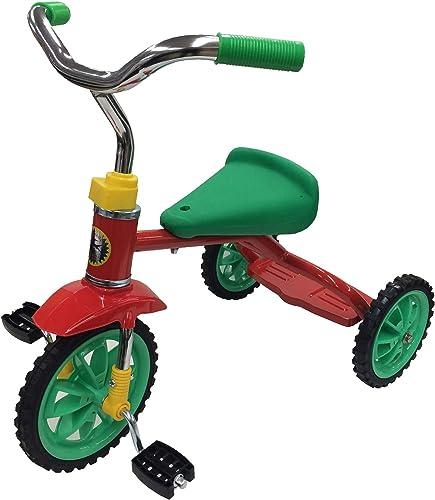 Compra calidad 100% autentica Parukinzoku beans Dharma tricycle tricycle tricycle rojo YA-1174  alta calidad general