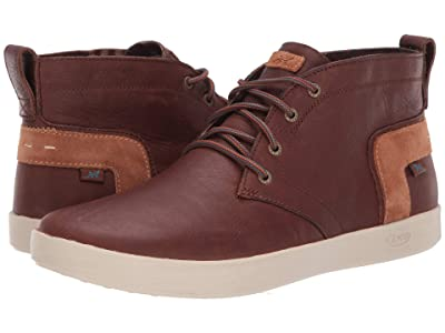 Chaco Davis Mid Leather (Toffee) Men