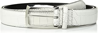 STACY ADAMS Men's Ozzie 34 Mm Leather Belt