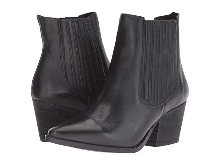MusseandCloud  Becky (Black) Womens Pull-on Boots