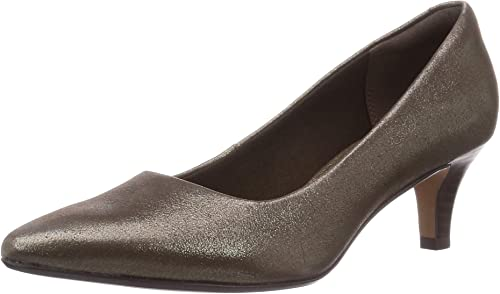 Clarks Linvale Jerica, Zapatos de Vestir par Uniforme Mujer