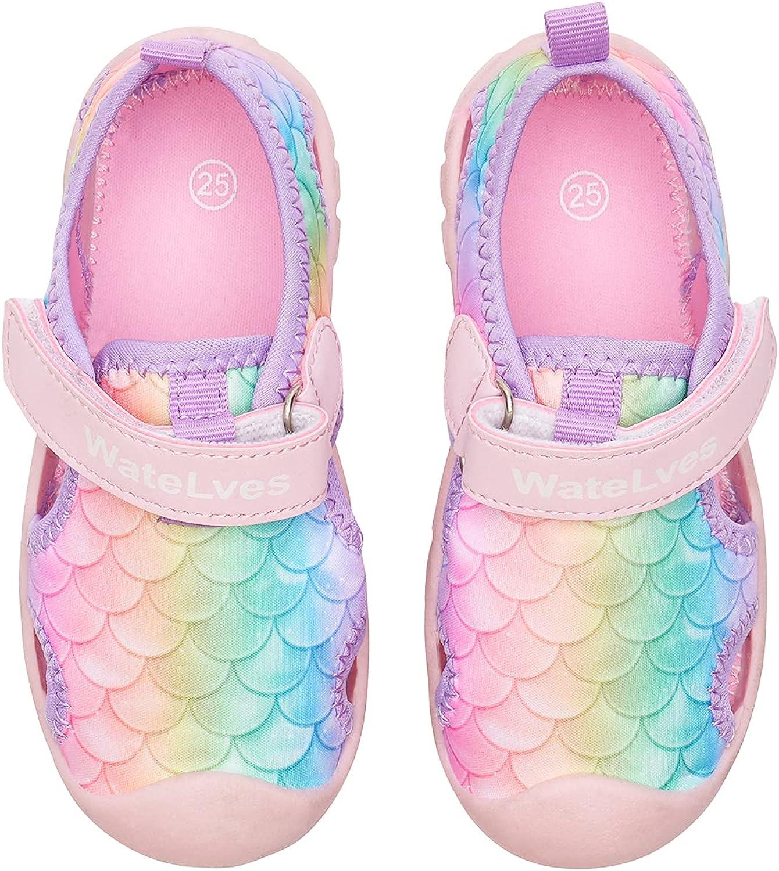 WateLves Girls Boys Water Shoes Selling rankings Quick 35% OFF Socks Dry Aqua Be for Slip