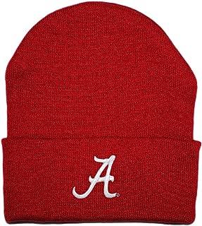 University of Alabama Crimson Tide Newborn Knit Cap Crimson One Size