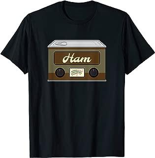 Ham Radio Canned Ham Funny T-Shirt