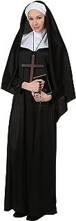 Fun Costumes Adult Plus Size Traditional Nun Costume