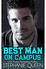 Best Man on Campus: A Reverse Bully College Hockey Romance (Big Men on Campus Book 2) Kindle Edition