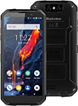Điện thoại di động Android – Rugged Cellphones Unlocked Blackview BV9500 Plus,IP68/69K MIL-STD-810G Waterproof 4G LTE Smartphone,5.7″ 4GB/64GB Octa Core Android 9.0 Mobile,Dual Sim,10000mAh Battery Wireless Charging,NFC (Black)