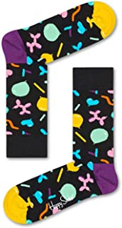 Happy Socks Men's Balloon Animal Sock, Multicoloured, 41-46