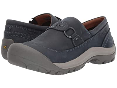 Keen Kaci II Slip-On (Dress Blue/Steel Grey) Women