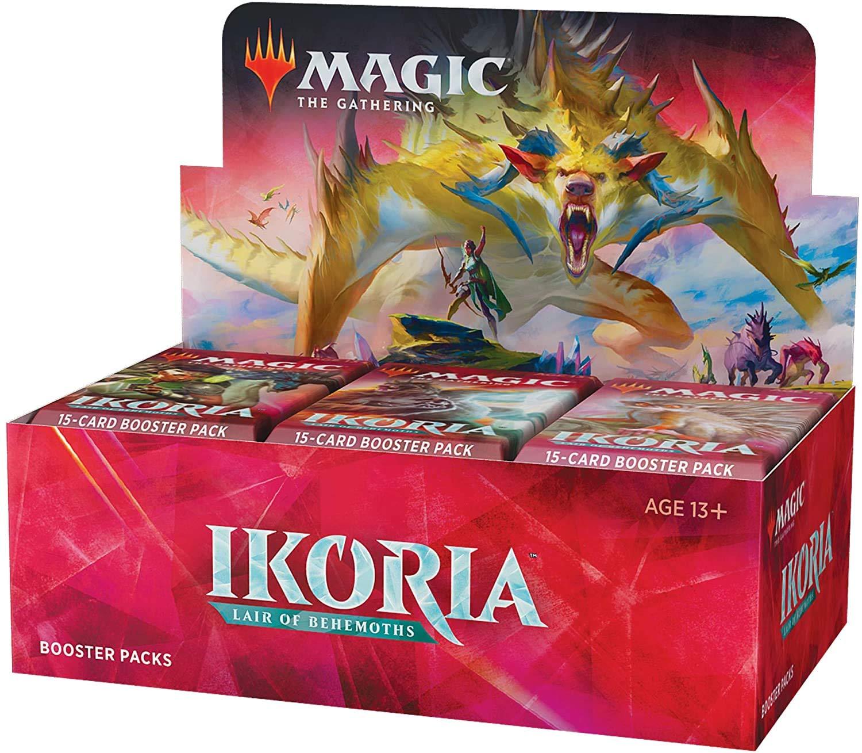 English Ikoria: Lair of Behemoths Colossification x4 Ikoria: Lair NM-Mint