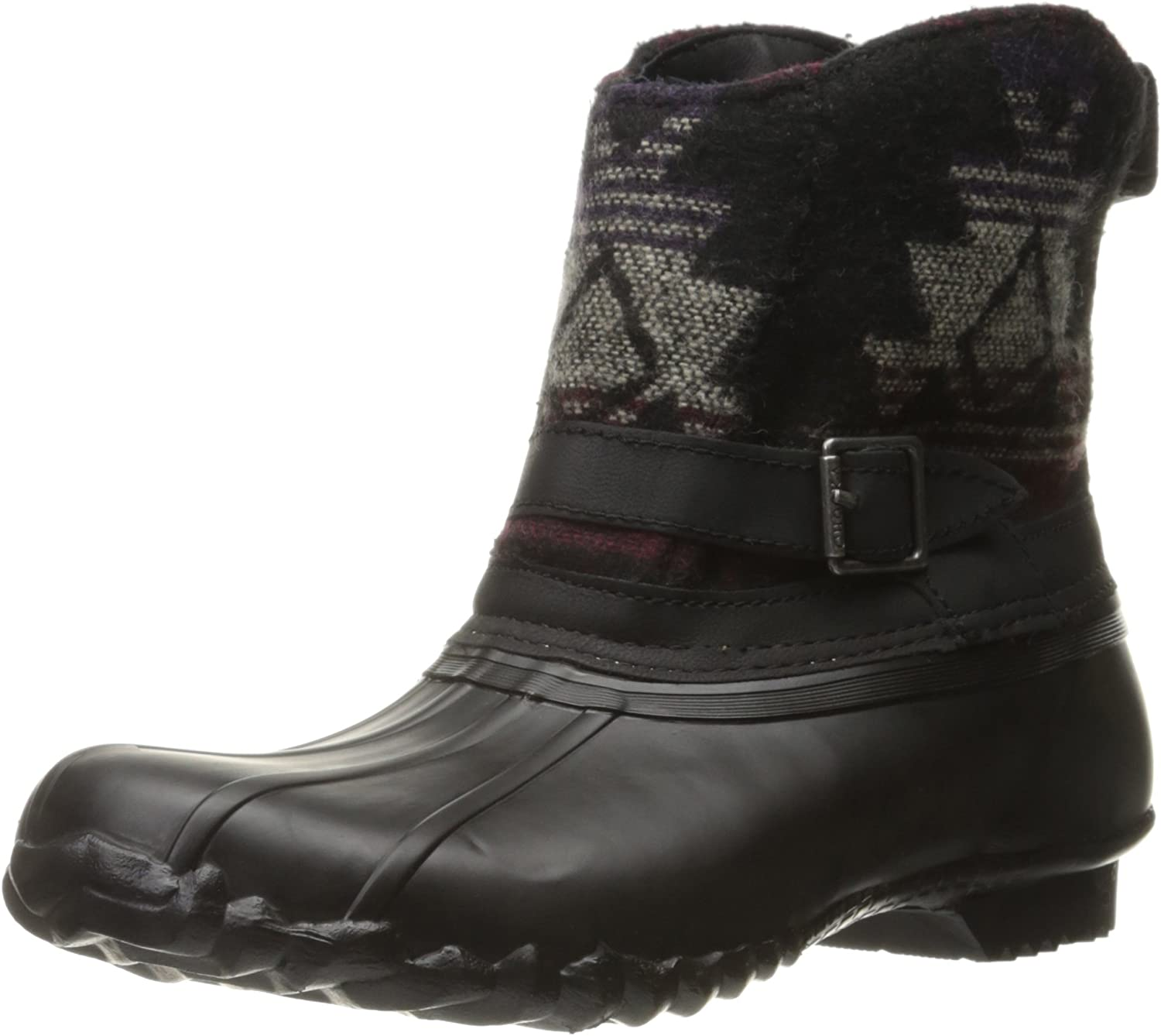 Chooka Womens Fashion Duck Boot Ankle Bootie