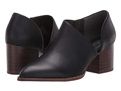 Seychelles BC Footwear By Seychelles Make A Difference (Black V-Nubuck) Women