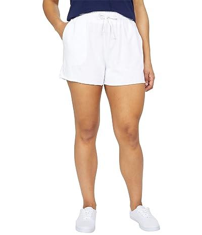 Splendid Eco Shorts (White) Women