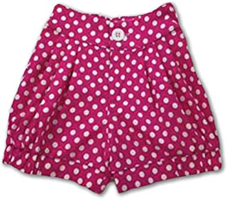 Allegra and Harvey Lucy Bloomer Shorts Pink with White Spots (Shorts only)