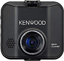KENWOOD(ケンウッド) ドライブレコーダー 広角で明るいF1.8レンズを搭載 と高機能を両立したスタンダードタイプ DRV-350-B(ブラック)