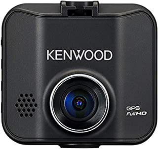 KENWOOD(ケンウッド) ドライブレコーダー 広角で明るいF1.8レンズを搭載 高画質と高機能を両立したスタンダードタイプ DRV-350-B(ブラック)