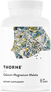 Thorne Research - Calcium-Magnesium Malate - 240 Capsules