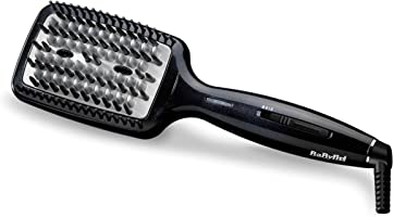 Babyliss HSB101SDE Smoothing Heated Hair Brush - Pack of 1