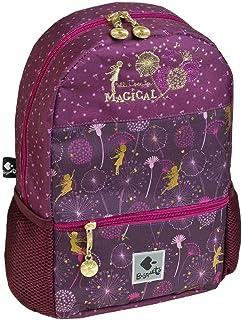 Mochila infantil Busquets Magical con bolsillos laterales y correas regulables