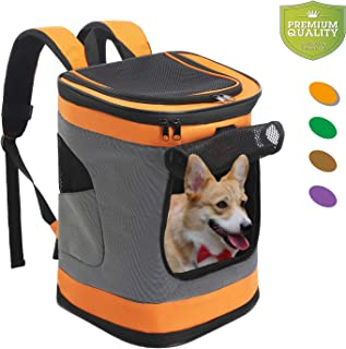 backpack to carry my dog